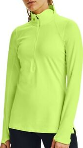 Under Armour Women's ColdGear ½ Zip Pullover # Small