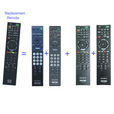 RM-YD025 RM-YD028 RM-YD040 RM-YD065 Replace Remote for Sony BRAVIA LCD LED TV