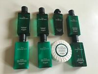 Eau D'Orange Verte Hermès - lot De 8 Articles - Kit De Voyage Original