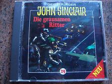 Hörspiel Geisterjäger John Sinclair, Die grausamen Ritter (I/II) Teil 29, Dark