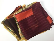 Vintage Scarves Vera Neuman Echo Scarf (Lot of 4 assorted) Brown Gold Green