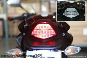 Honda CBR250 250 2011-2013 CBR300 CB300F 300 2015-2019 Sequential LED Tail Light