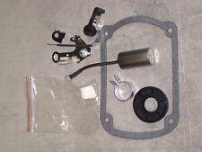 Joe Hunt magneto service rebuild kit gasket seal condenser points clip Triumph
