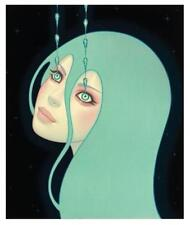 A TINY UNIVERSE CREATED WITH EVERY TEARDROP PRINT SIGNED BY TARA MCPHERSON