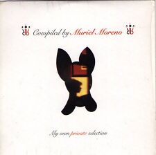 CD CARDSLEEVE COLLECTOR 13T MURIEL MORENO (NIAGARA) MY OWN PRIVATE SELECTION
