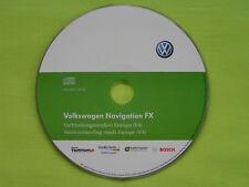 CD NAVIGATION FX HAUPTSTR. EUROPA 2012 V4 VW RNS 310 SKODA AMUNDSEN OCTAVIA SEAT