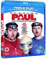 PAUL-Simon Pegg, Seth Rogen *BLU-RAY +DVD+DIGITAL