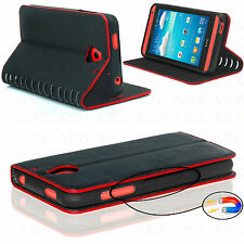Gorilla Tech Wallet Book Card Slot Stand Leather Genuine Brand