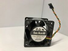DELL SX280 GX755 620 SAN ACE 60 Case Fan 9G0612P1M031 TESTED CLEAN