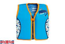 Mothercare Blue Lightweight Adjustable Swimsafe Buoyancy Jacket 2 - 3 Years