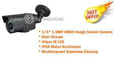 HD Weatherproof Outdoor Bullet Onvif IP Network Security Camera 1MP 720p IR