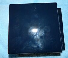 "5 Pc Daltile Ceramic Tile 4.25"" x 4.25"" Navy Blue Semi-Gloss Glazed  Replacement"