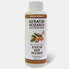 Brazilian Keratin Blowout Hair Treatment 120ml with Moroccan Argan oil