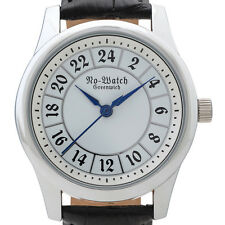 Gothic 24 hour watch with Swiss movement. Numbered Limited Edition, just 500 pcs