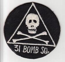 Korean War 92nd Bombardment Squadron Patch / Aviation Insignia
