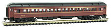 Micro-Trains MTL N-Scale Heavy Paired-Window Coach Pennsylvania/PRR #3616