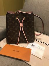 Louis Vuitton Neo Noe In Rose Poudre Pink Bag