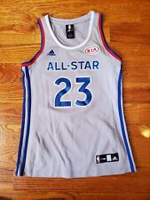 Adidas LeBron James NBA Women's 2017 All Star East Jersey NBA4Her Size Small