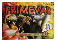 Primeval Board Game 100% Complete