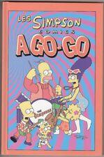 Matt Groening LES SIMPSON COMICS A GO-GO Panini Comics 2009 TTBE