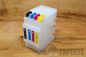 Compatible Sawgrass GC-41 Refillable Ink Cartridge Set (Empty) Dye Sublimation