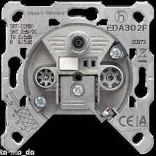 Triax Hirschmann EDA302F - Antennendose 3 Loch, 2,2 dB