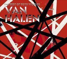 Van Helen The Best Of Both Worlds 2 CD Set Greatest Hits (Digitally Remastered)