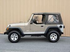 "1997-2006 Jeep TJ Wrangler 4 1/2"" Rocker Guards - Panels $47.00 & Free Shipping"