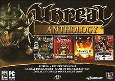 Unreal Anthology (PC, 2006)
