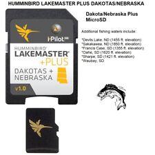 HUMMINBIRD LAKEMASTER PLUS DAKOTAS/NEBRASKA -MICROSD™+ Additional Fishing Waters