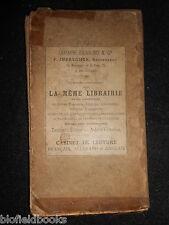Discussioni RARO KIESSLING Mappa del Belgio (Belgique) 1890-Vittoriano CARTOGRAFIA