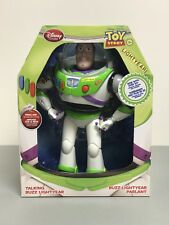 Disney Pixar Talking Buzz Lightyear Toy Story Action Figure