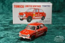[TOMICA LIMITED VINTAGE THE JAPANESE CAR ERA VOL.8] SUZUKI FRONTE SS 360 (Red)