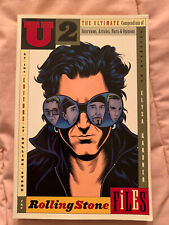 """U2 book """"Rolling Stone Files� compilation of articles from Rolling Stone magazin"""