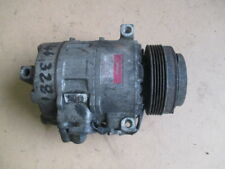 BMW E46 325I 328I PETROL AIR CON CONDITIONER COMPRESSOR AC PUMP FROM 2001 YEAR