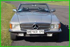 1978 Mercedes-Benz SL-Class convertible