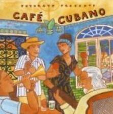 Cafe Cubano 0790248027821 by PUTUMAYO Presents CD