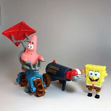 SpongeBob SquarePants The Sponge That Could Fly Playpack Episode Mattel 2005