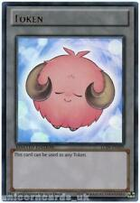 LC04-EN009 Pink Lamb Token Ultra Rare Limited Edition Mint YuGiOh Card