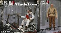 Soldier Story 1/6 Scale WWII US Army 28th Infantry Division Ardennes 1944 SS-111
