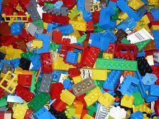 1 kg LEGO DUPLO Assortiment pièces de construction Pierre pierres voitures