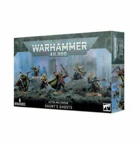 Astra Militarum Gaunt's Ghosts  - Warhammer 40k - Brand New! 47-30