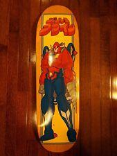"Birdhouse Jeremy Klein ""90s Robot"" Skateboard Deck. 2006."