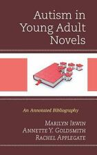 AUTISM IN YOUNG ADULT NOVELS