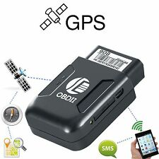 OBD II Car Vehicle Truck GPS Realtime Tracker Mini OBD2 Tracking Device GSM GPRS
