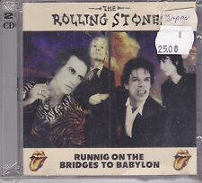 The Rolling Stones-Running On The Bridges To Babylon 2 cd album sealed