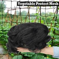4M Breit Anti Vogel Garten Teich Netz Früchte Gekürzt Grün Blumen Pflanze Gemüse