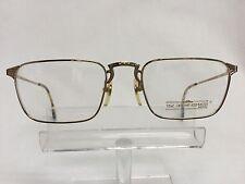 Vintage Orient Express  Eyeglasses Sunglasses SOPIYA 18KGP Ladies Gold Italy