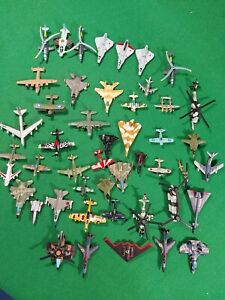 Micro Machines Military Aircraft Planes Jets Helicopter Galoob l.g.t.i 1990s