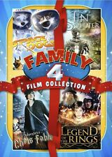 Family - Space Dogs / The Adventures of Chris Fable / Tin Soldier / Lord Of...